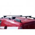 BeQu Universele Aluminium Dakdragerset voor auto's met open reling
