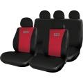 """Zoom    Auto stoelhoezen set Racesport """"GT""""  in 3 kleuren"""