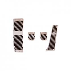 Set aluminium sportpedalen BMW 1/3-Serie E46/E90/E91/E92/E87 - Handgeschakeld