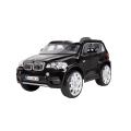 Accu-auto BMW X5 zwart met afstandsbediening