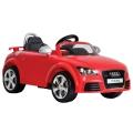 Accu-auto Audi TT rood