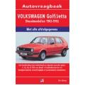 Volkswagen Golf/Jetta 1993 <> 1992