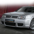 3- Voorbumper Golf IV, -RS-Look